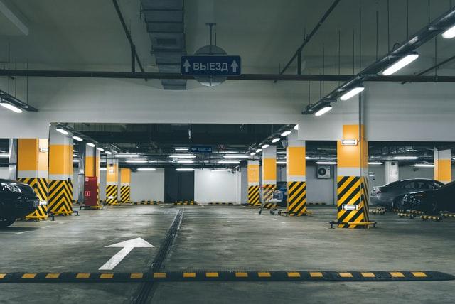 parking de la riponne